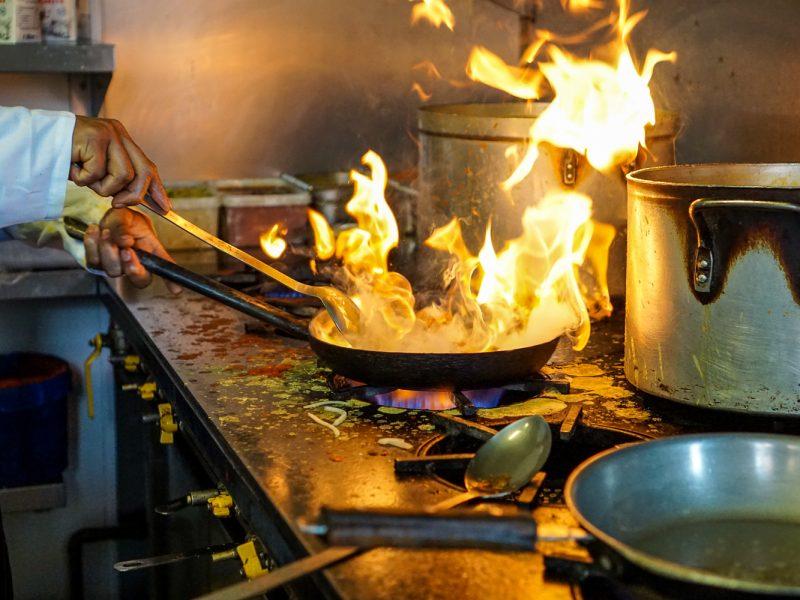 Shafiques Angmering restaurant